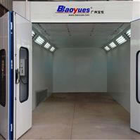 Side Downdraft Spray Booths