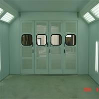 Cross Flow Spray Booth (Front Flow Spray Booth)