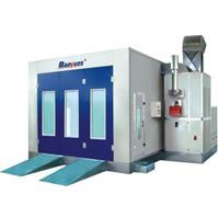Deluxe Spray Booth BY-3