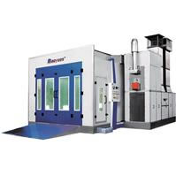 Export Spray Booth BY-5
